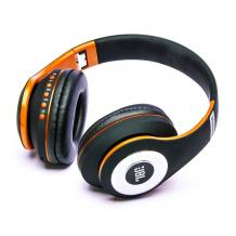 Стерео слушалки Bluetooth / Wireless Headphones / безжични слушалки JBL S990 - черно с оранжево