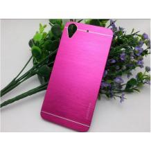 Луксозен твърд гръб MOTOMO за HTC Desire 650 - розов