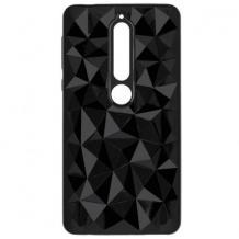 Луксозен силиконов калъф / гръб / TPU за Xiaomi Mi 9T - призма / черен