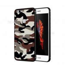 Силиконов калъф / гръб / TPU NXE Design за Xiaomi Mi A1 / 5X - камуфлаж / кафяв