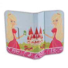 Универсален кожен калъф със стойка за таблет 7'' / 8'' - Princess