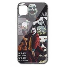"""Луксозен стъклен твърд гръб за Apple iPhone 11 Pro 5.8"""" - Joker"""