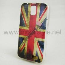 Силиконов калъф / гръб / TPU за Lenovo Vibe X3 Lite / K4 Note / Lenovo A7010 - Retro British Flag
