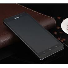 Метален бъмпер / Bumper за ASUS ZenFone 5 A500CG - черен