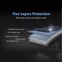 Удароустойчив скрийн протектор / FLEXIBLE Nano Screen Protector / за дисплей на Xiaomi Mi 6 / Mi6