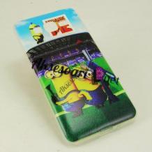 Силиконов калъф / гръб / TPU за Samsung Galaxy J5 / Galaxy J5 - Despicable Me / Minions