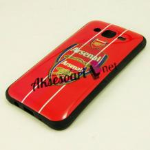 Силиконов калъф / гръб / TPU за Samsung Galaxy J5 / Samsung J5 - Arsenal