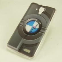 Силиконов калъф / гръб / TPU за Lenovo Vibe X3 Lite / K4 Note / Lenovo A7010 - BMW