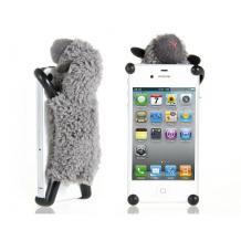 Sheepy Case за Аpple iPhone 4 / iPhone 4S - сив