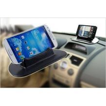 Универсална противоплъзгаща поставка за кола за GPS устройства, мобилен телефон или таблет Samsung, LG, HTC, Sony, Nokia, Huawei, ZTE, Apple, BlackBerry и други
