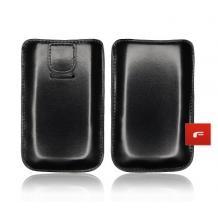 Кожен калъф Magnetic за Sonny Ericsson X10 mini