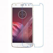 Скрийн протектор / Screen protector / за Moto Z2 Play - прозрачен