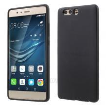 Силиконов калъф / гръб / TPU за Asus Zenfone 4 ZE554KL - черен / мат