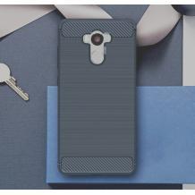 Силиконов калъф / гръб / TPU за Xiaomi RedMi 4 - сив / carbon