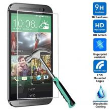 Стъклен скрийн протектор / 9H Magic Glass Real Tempered Glass Screen Protector / за дисплей нa HTC Desire 650