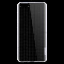 Луксозен силиконов калъф / гръб / TPU X-level за Xiaomi Mi 6 / Mi6 - прозрачен