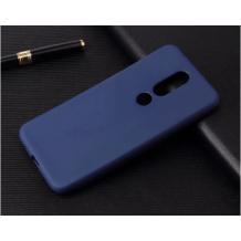 Силиконов калъф / гръб / TPU за Nokia 2.4 - тъмно син