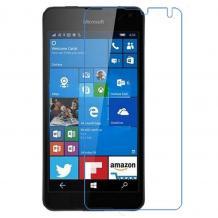 Скрийн протектор / Screen Protector / за дисплей на Microsoft Lumia 650