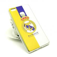 Силиконов калъф / гръб / TPU за Huawei P9 Lite - Real Madrid / Adidas
