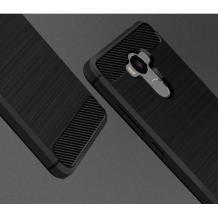 Силиконов калъф / гръб / TPU за Xiaomi RedMi 4 - черен / carbon
