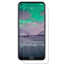 Стъклен скрийн протектор / 9H Magic Glass Real Tempered Glass Screen Protector / за дисплей на Nokia 3.4