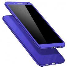 Твърд гръб Magic Skin 360° FULL за Samsung Galaxy S10 - син