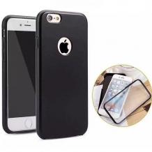 Луксозен твърд гръб Magic Skin 360° FULL за Samsung Galaxy A70 - черен