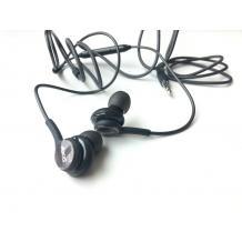 Оригинални стерео слушалки AKG EO-IG955 / handsfree / за Samsung Galaxy S10 Plus - черни