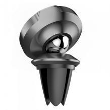 Универсална магнитна стойка BASEUS Холдер Small Ear с прикрепящ механизъм за Samsung , LG, HTC, Sony, Nokia, Huawei, ZTE, Apple, BlackBerry, Lenovo и други - черен