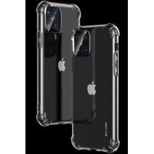 Луксозен силиконов калъф / гръб / TPU G-CASE Icy Series за Apple iPhone 12 /12 Pro 6.1'' - прозрачен