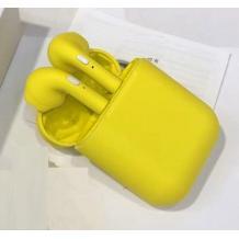 Безжични Bluetooth 5.0 слушалки i9s TWS / In-ear - жълти