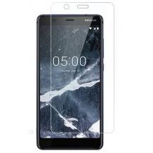 Скрийн протектор / Screen protector / за Nokia 5.1 2018 - прозрачен