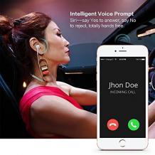 Стерео Bluetooth 4.1 / Wireless слушалки /sport/ - бели
