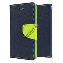 Калъф Flip тефтер Mercury GOOSPERY Fancy Diary със стойка за Acer Liquid Z630 - тъмно син
