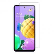 Стъклен скрийн протектор / 9H Magic Glass Real Tempered Glass Screen Protector / за дисплей на LG K52