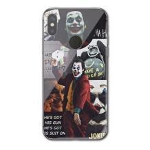 Луксозен стъклен твърд гръб за Xiaomi Redmi Note 7 - Joker