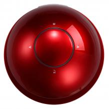 Bluetooth тонколона Led Ball / Bluetooth Led Ball Speaker - червена / топка