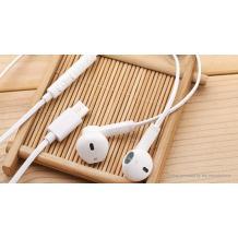 Стерео слушалки Mosidun Z14 Type-C / handsfree / 3.5mm за смартфон - бели