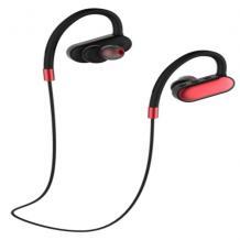Стерео Bluetooth / Wireless слушалки Yookie K337 /sport/ - червени