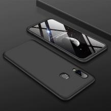 Твърд гръб Magic Skin 360° FULL за Samsung Galaxy A10s - черен