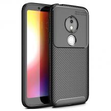 Луксозен силиконов калъф / гръб / TPU Auto Focus за Nokia 6.2 - черен / Carbon