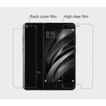 Удароустойчив скрийн протектор 360° за Xiaomi Mi 6 / Mi6 - прозрачен / лице и гръб