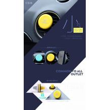 Магнитна универсална стойка за кола Remax RM-C10 Air Vent - жълта