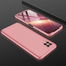 Твърд гръб Magic Skin 360° FULL за Huawei Y5p - Rose Gold