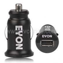 Универсално USB зарядно 12V за автомобил / кола / - единично 12-24 V (2A max.)
