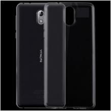 Силиконов калъф / гръб / TPU NORDIC Jelly Case за Nokia 2.3 - прозрачен