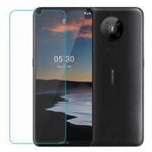 Стъклен скрийн протектор / 9H Magic Glass Real Tempered Glass Screen Protector / за дисплей нa Nokia 5.3