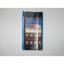 Заден предпазен капак SGP за Samsung i9070 Galaxy S Advance - син