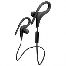 Стерео Bluetooth / Wireless слушалки Vennus EB-MK-B008-LC /sport/ - черни