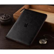 """Луксозен кожен калъф със стойка за таблет за Apple iPad Pro 9.7"""" - черен"""